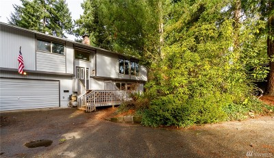 Puyallup Single Family Home For Sale: 12008 132nd Av Ct E