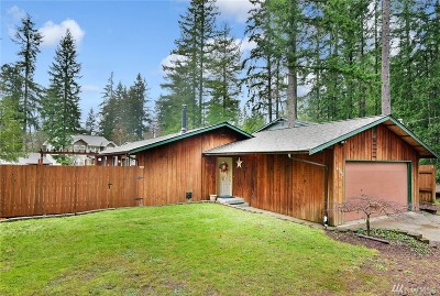 Bremerton Single Family Home For Sale: 4367 Elkhorn Trail NW