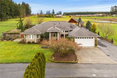 Winlock Single Family Home For Sale: 133 Timberline Lane