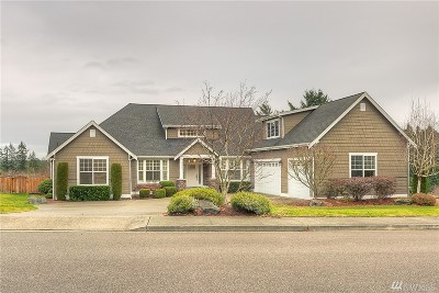 Thurston County Single Family Home For Sale: 9640 Piperhill Dr SE