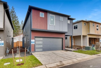 Everett Condo/Townhouse For Sale: 2220 117th St SW #3
