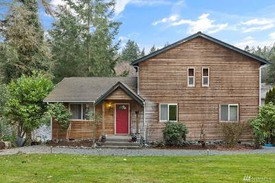 Single Family Home For Sale: 1157 Honeymoon Lake Dr