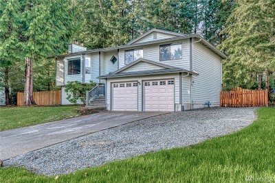 Silverdale Single Family Home Pending: 8021 Norbert Place NW