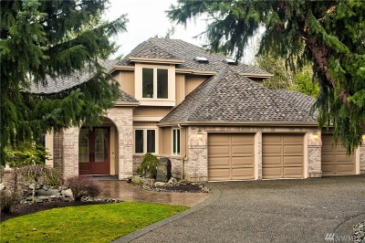 Bellevue Single Family Home For Sale: 5428 174th Place SE