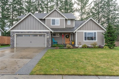 Lynden Single Family Home Sold: 2045 Mercedes Dr
