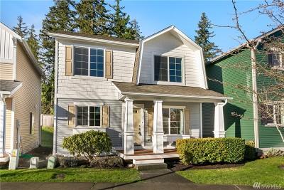 North Bend, Snoqualmie Condo/Townhouse For Sale: 6813 SE Gove St