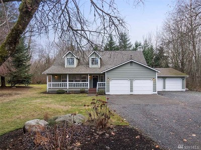 Snohomish Single Family Home Contingent: 15202 228th St SE