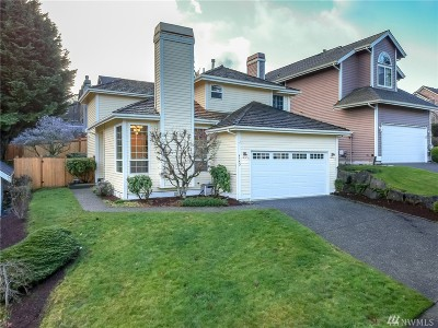 Federal Way Single Family Home For Sale: 4743 SW 314th Place