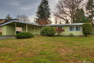 Des Moines Single Family Home For Sale: 1731 S 262nd Place