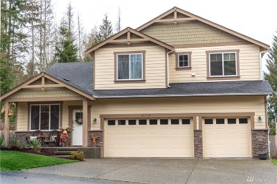 Snohomish Single Family Home For Sale: 21113 64th St SE