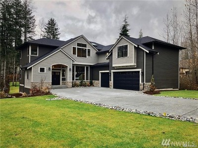 Snohomish Single Family Home Contingent: 11319 214th Place SE (Lot 12)