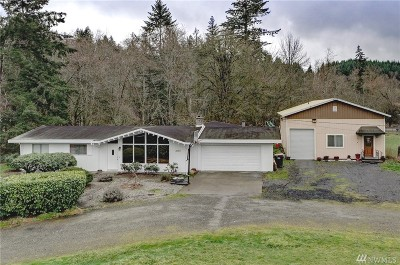Centralia Single Family Home For Sale: 2508 Graf Rd