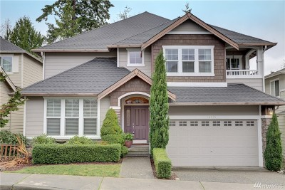 Renton Single Family Home For Sale: 16575 164th Ave SE