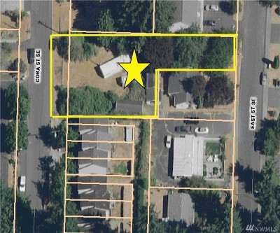Lacey Residential Lots & Land For Sale: 1210 Cora St SE
