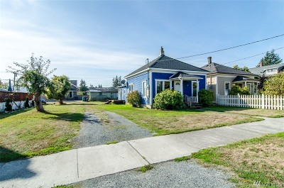 Anacortes Single Family Home Sold: 1211 10th St