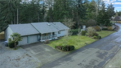 Graham WA Single Family Home For Sale: $379,950