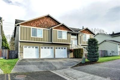 Marysville Single Family Home For Sale: 8008 62nd St NE