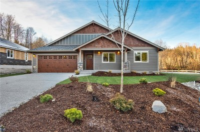Poulsbo Single Family Home For Sale: 2404 NE Dynasty Dr
