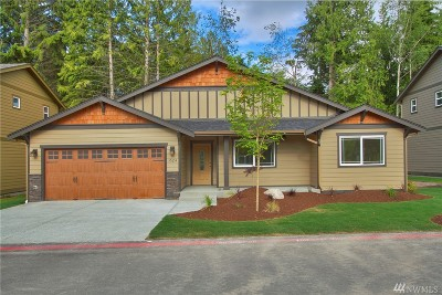 Poulsbo Single Family Home For Sale: 2420 NE Dynasty Dr