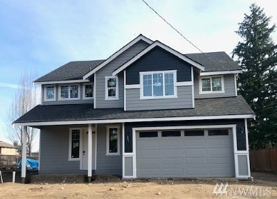 Tacoma Single Family Home For Sale: 8629 S D St