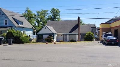 Mason County Multi Family Home Pending: 119 Cedar S