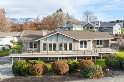 Chelan County Single Family Home For Sale: 200 Manson View Dr