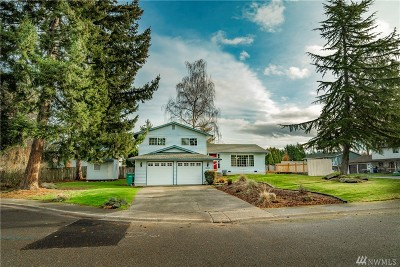 Federal Way Single Family Home For Sale: 32436 50th Ct SW