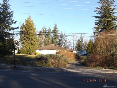 Bellingham Residential Lots & Land For Sale: 618 W Bakerview Rd
