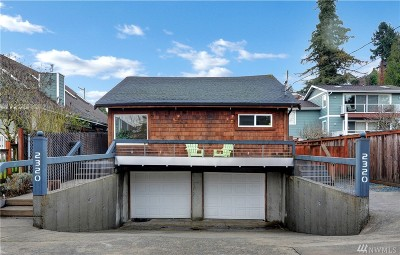 Tacoma Single Family Home For Sale: 2320 N 29th St