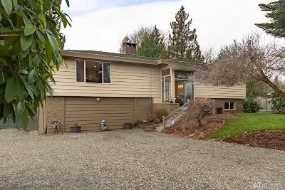 Snohomish Single Family Home For Sale: 12626 Ingraham Rd