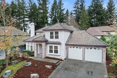 Maple Valley Single Family Home For Sale: 26026 225th Ct SE