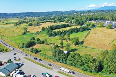 Snohomish Residential Lots & Land For Sale: 13300 Roosevelt Rd