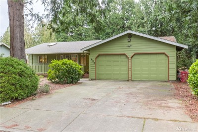 Lynden Single Family Home Sold: 602 Wood Creek Dr