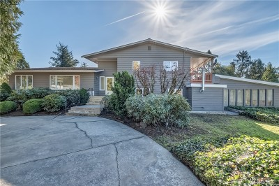 Whatcom County Single Family Home For Sale: 3367 Clearbrook Rd