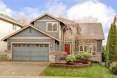 Bothell Single Family Home Contingent: 24221 18th Place W
