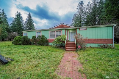 Gold Bar Single Family Home For Sale: 41530 164th St SE
