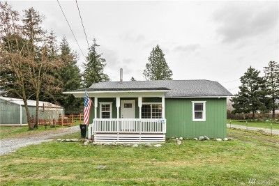 Sedro Woolley Single Family Home Sold: 1027 Fruitdale Rd
