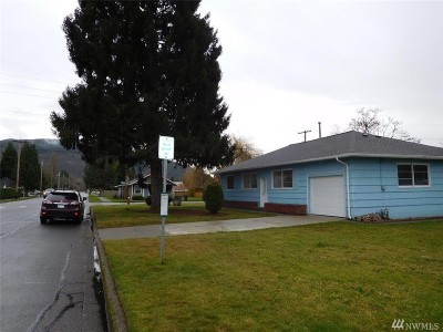 Sedro Woolley Single Family Home Sold: 836 Jameson St