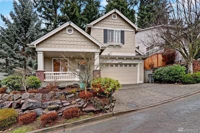 Kirkland Single Family Home For Sale: 11510 79th Wy NE