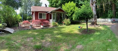 Centralia Single Family Home For Sale: 21623 Old Hwy 99