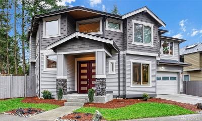 Renton Single Family Home For Sale: 710 Pierce Ave NE