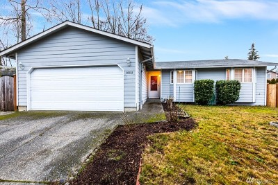 Everett Single Family Home For Sale: 10732 20th Place W