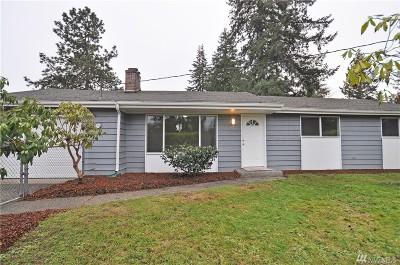 Lakewood Single Family Home For Sale: 9608 Washington Blvd SW