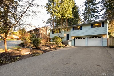 Edmonds Single Family Home For Sale: 8203 202nd Place SW