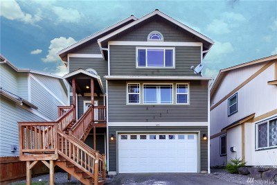Bremerton Single Family Home For Sale: 1631 Cottman Ave