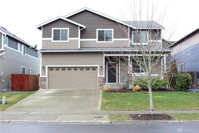 Yelm Single Family Home For Sale: 15446 Kayla St SE