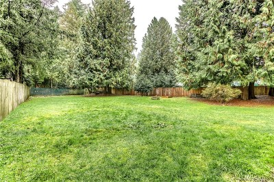 Woodinville Single Family Home Contingent: 19530 NE 159th St