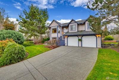 Poulsbo Single Family Home Pending: 1378 Lena Place NE