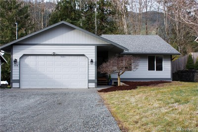 Sedro Woolley Single Family Home Sold: 359 Echo Lane