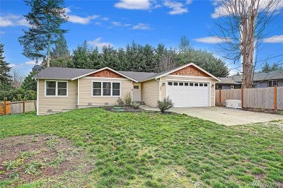 Camano Island Single Family Home For Sale: 1090 Idlewood